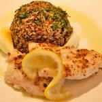 Isa Souza Prepares Grouper and Quinoa lll