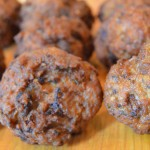 Sunday Meatballs