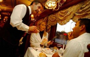How You Treat A Waiter Says A Lot About You