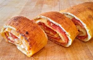 Semolina Stuffed & Rolled Pizza Dough