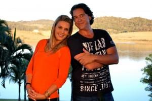 Filming for Isa & Michael Food Lovers in Brasil