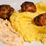 Greek Pork Meatballs