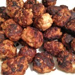Greek Pork Meatballs