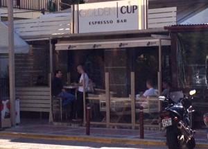 Golden Cup Espresso Bar