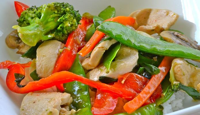 Thai Basil Recipe Featured image