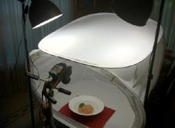 Food Shot Set Up