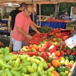 The Greek Farmers Market, A Food Lovers Delight