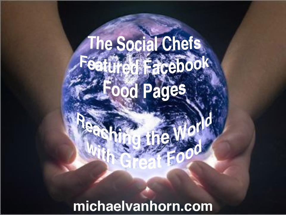 Want to be The Social Chefs Featured Facebook Page?