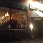 A Dining Experience to Remember; A Boston French Bistro