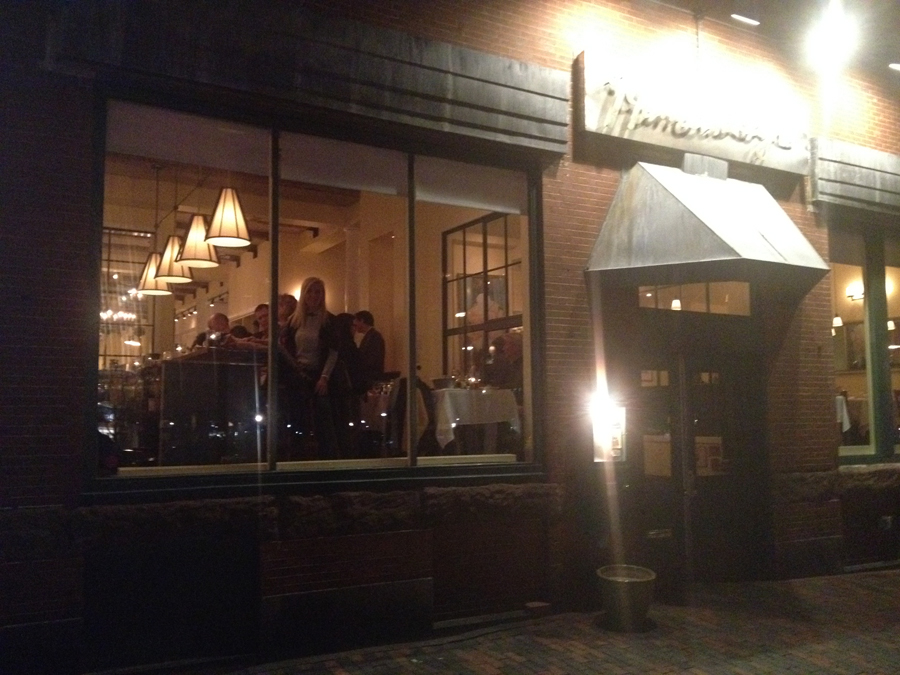 Hamersley's French Bistro