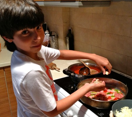 The next big TV chef