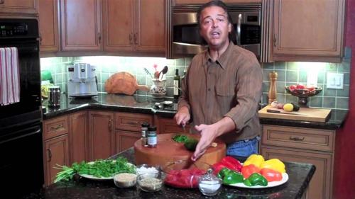 Michael Van Horn The Social Chef